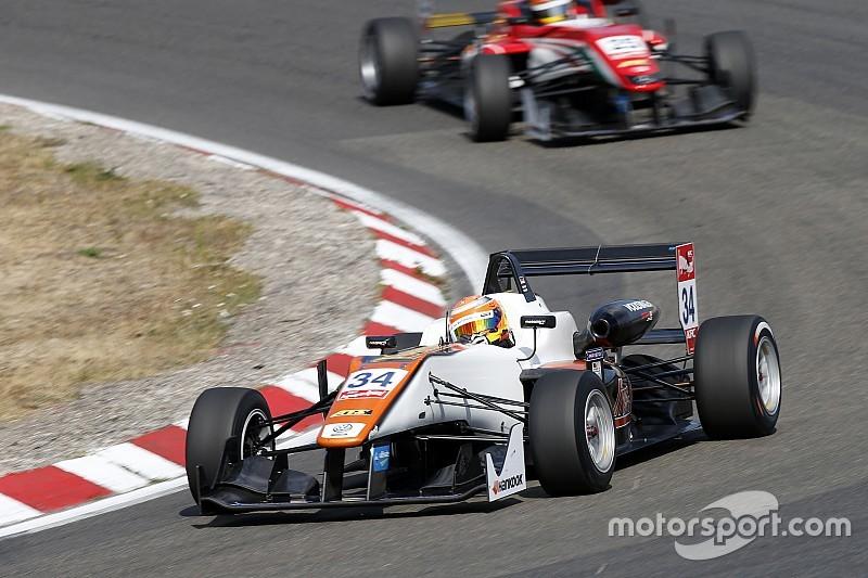 Pommer assume ponta na largada e vence pela primeira vez na F3 Europeia