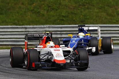 Merhi se envolve em acidente impressionante na Fórmula Renault 3.5