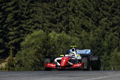Rowland domina y gana en Austria