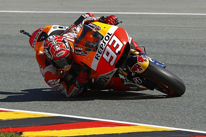 Course - La victoire pour Márquez, le doublé pour Honda et le podium pour Rossi