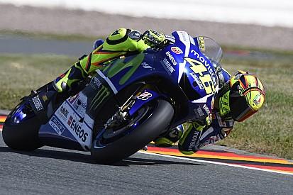 """Rossi: """"Hoje estava impossível bater as Hondas"""""""