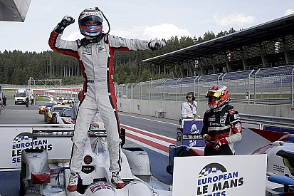 Spielberg ELMS: JOTA Sport takes title lead with victory