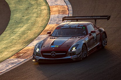 Ram Racing Mercedes wins the 2015 Hankook 24H Circuit Paul Ricard