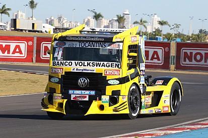 Felipe Giaffone domina segunda fase e faz a festa em Goiânia