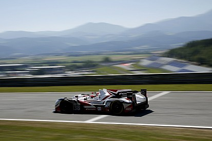 Jota Sport sweeps to ELMS glory in Red Bull Ring race