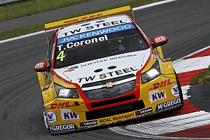 WTCC Race report Qualifying issue affects Tom Coronel during WTCC in Portugal - video