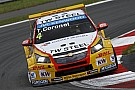 Qualifying issue affects Tom Coronel during WTCC in Portugal - video