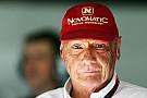 Niki Lauda desconversa sobre polêmica com a Ferrari