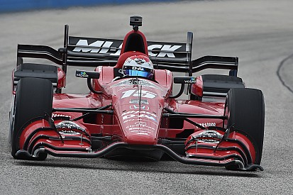 Rahal finishes third for Honda at The Milwaukee Mile