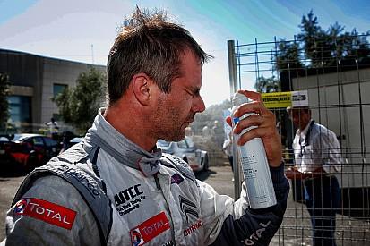 Sébastien Loeb réprimandé pour sa manoeuvre dans la course 2 à Vila Real