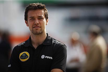 Palmer veut être titulaire chez Lotus en 2016