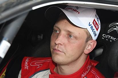 Mikko Hirvonen disputera le Dakar en 2016