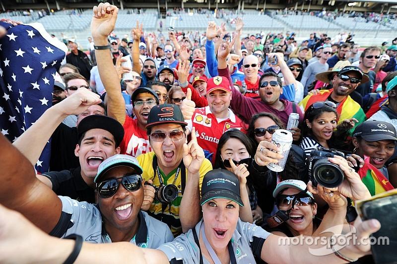 Jefes de F1 usan Encuesta Global para redactar reglamento