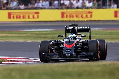 McLaren still eyeing a podium finish in 2015