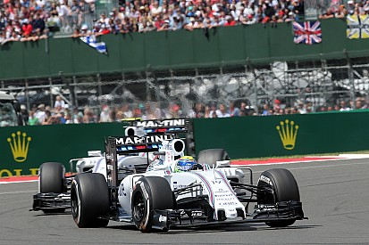 Williams: We were right to let drivers race