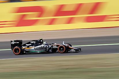 Análisis: Force India, sobresaliente en la primera mitad del año