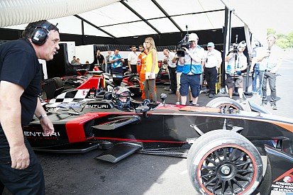 Dragon Racing будет использовать мотор Venturi
