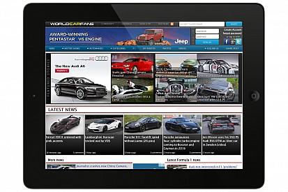 Motorsport LLC acquisisce WorldCarFans.com