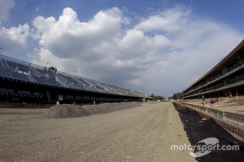1,400 piezas de barrera Tecpro en México