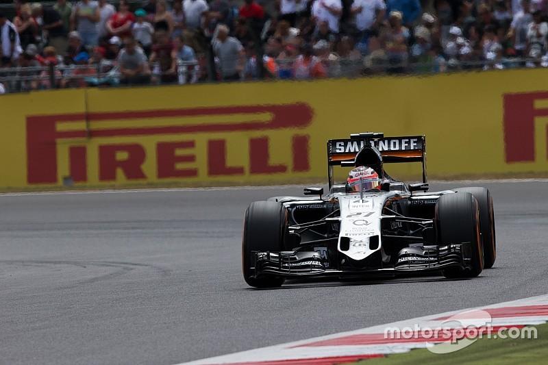 Hulkenberg asegura que se verá más de Force India