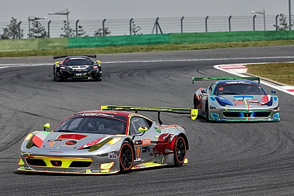 GT Asia: Vilander on track at Fuji with Mok