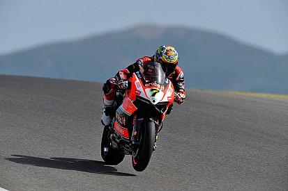 EL2 - Chaz Davies prend le dessus pour Ducati