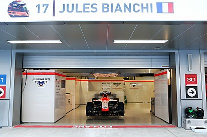 """Manor on Bianchi passing: """"We are devastated"""""""