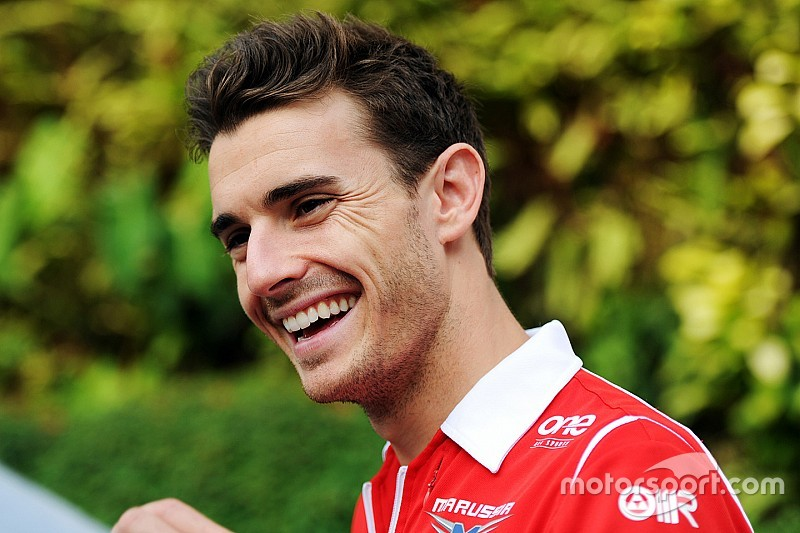 Bianchi's passing mourned by French F1 stars
