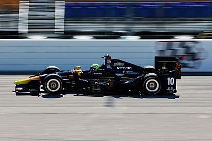 Chip Ganassi Racing tops Iowa Practice speed charts