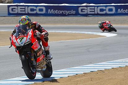 Дуэт Ducati выиграл американскую квалификацию