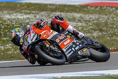 Le doublé de la colère pour Ducati