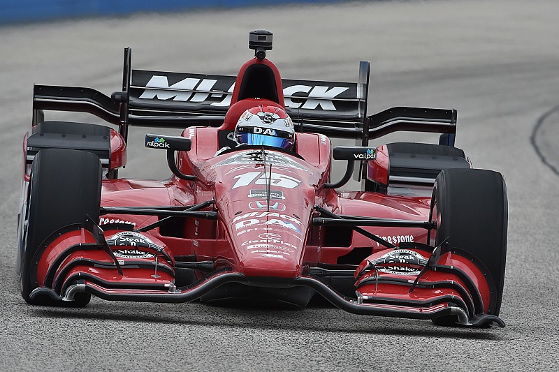 Rahal second in standings after fourth place finish in the Iowa Corn 300 at Iowa Speedway
