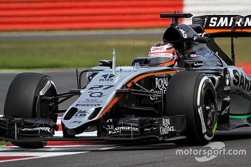 Hulkenberg dice que Force India debe seguir progresando
