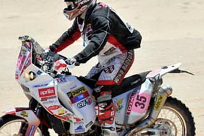 Dakar 2010: grande debutto per l'Aprilia