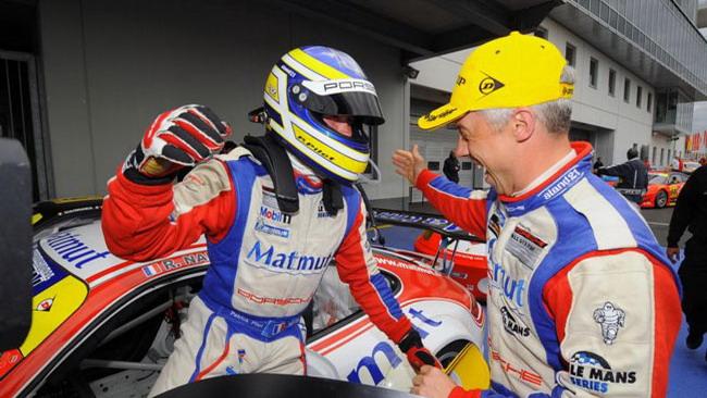 Rivincita Porsche in gara 1 al Nurburgring