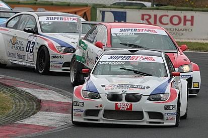 Assolo di Morbidelli in gara 1 a Vallelunga