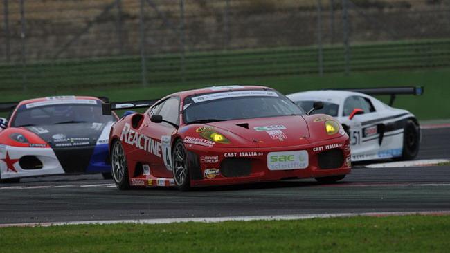 Ferrari e Audi sugli scudi in gara 1 a Vallelunga