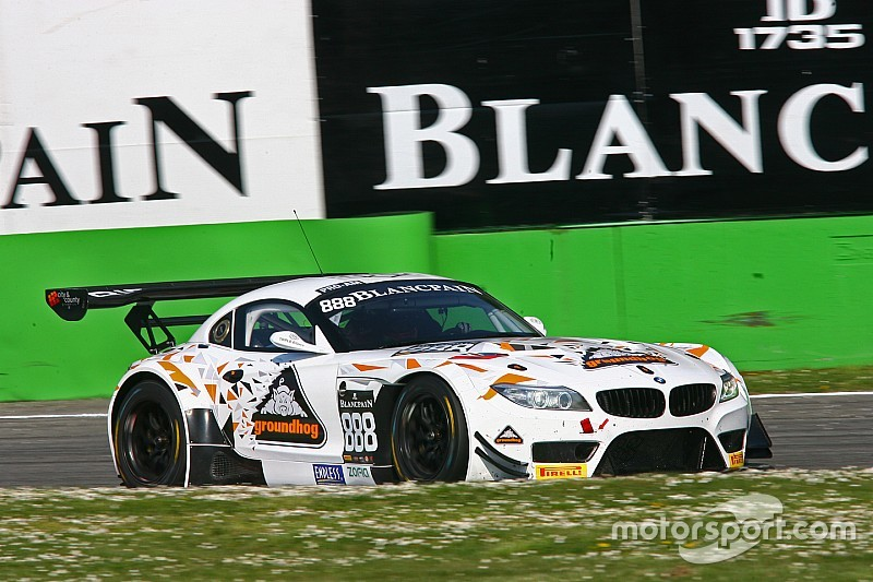 Triple Eight aiming for points in 24 Hours of Spa debut
