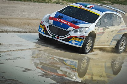 Peugeot 208 R2 ed R5 T16, Flat-TEST!