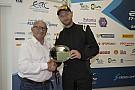 Il Colin McRae ERC Flat Out Trophy va a Lukyanuk