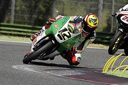 Marco Bezzecchi senza avversari in gara 1 ad Imola