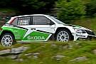 La Skoda Fabia R5 pronta al debutto a San Marino