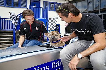 """Piquet jr, D'Ambrosio e le """"elettriche"""" per... cani e gatti"""