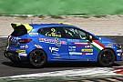 De Matteo festeggia la pole position a Monza