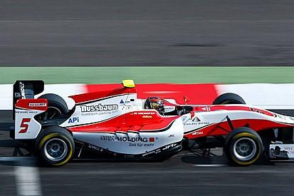 Marvin Kirchhofer si prende la pole a Silverstone