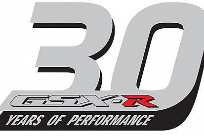 Nuova livrea celebrativa Suzuki al Sachsenring