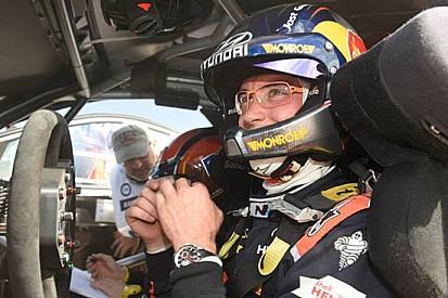 """Neuville: """"Punto al secondo podio consecutivo"""""""
