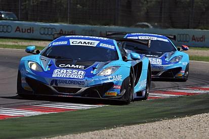 Ad Imola crescono le McLaren della Racing Studios