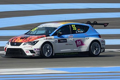 Andreas Pfister trionfa in Gara 2 al Paul Ricard