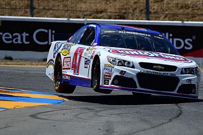 AJ Allmendinger conquista la pole position a Sonoma